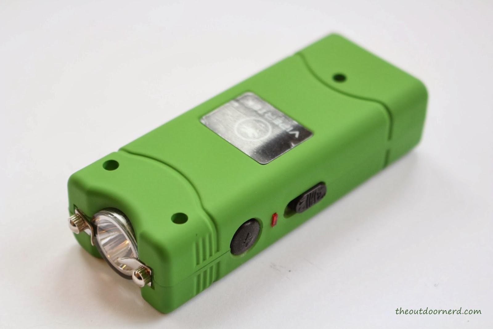 Vipertek VTS-881: Closeup Of Green Model 3