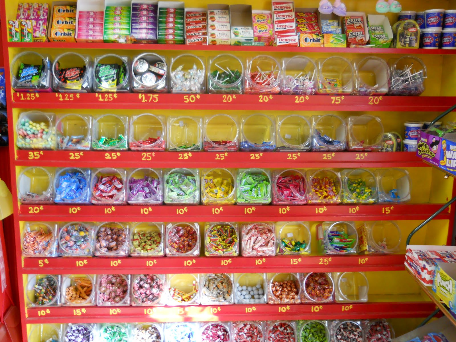 Candies clothing store