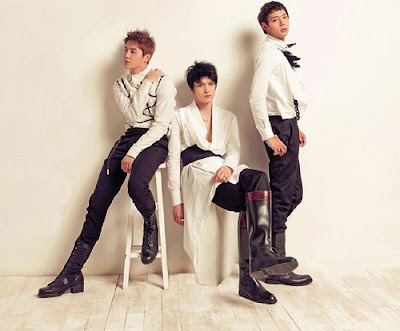 JYJ In Heaven members