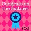 I AM FEATURED AT CSI
