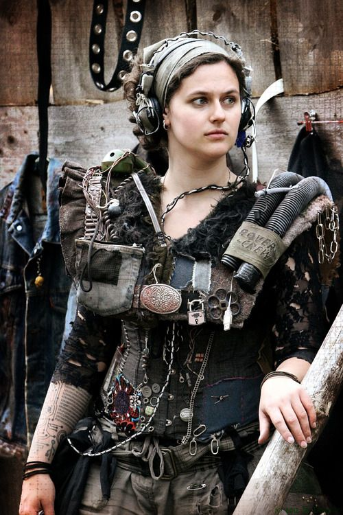 steampunk fashion guide dieselpunk girl