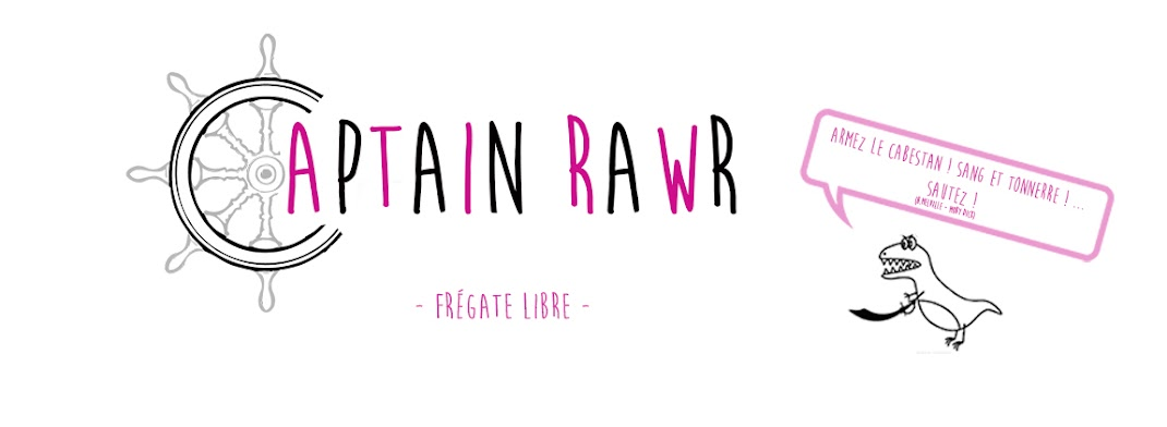 Captain Rawr