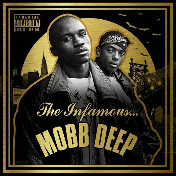 Mobb Deep - The Infamous... Mobb Deep Cover