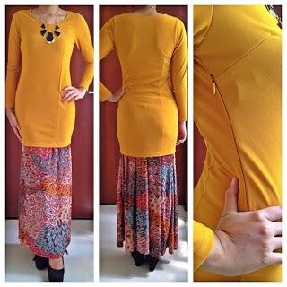 purplepink nhur sheeqah blog: design terbaru baju kurung moden 2013
