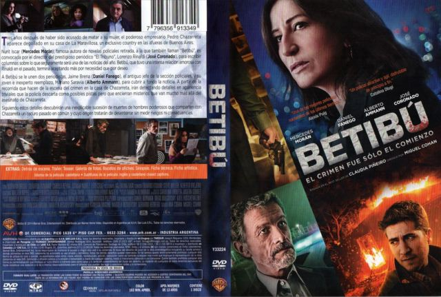 Download Betibú BDRip XviD Dublado betibu region 4 por haroldo perez dvd