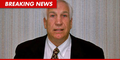 sandusky cuffed on new sex abuse charges