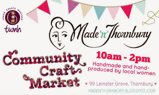 Made 'n Thornbury Craft Market