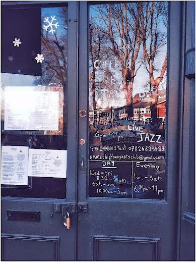 Highbury Cafes