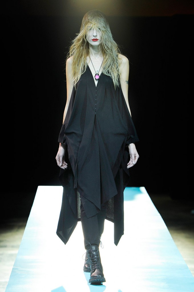 Designer: Yohji Yamamoto