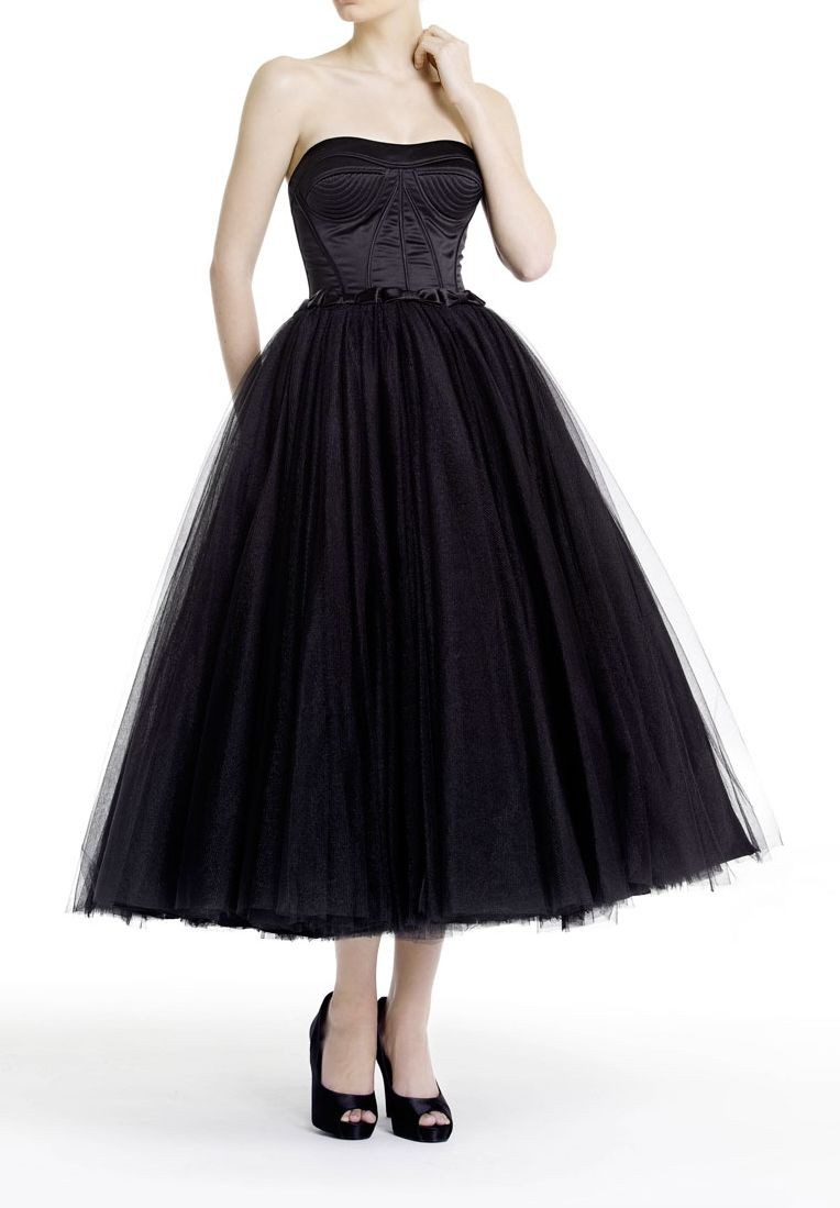 Stunning Black Ball Gowns