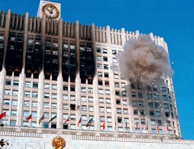 bombardeo parlamento 1993