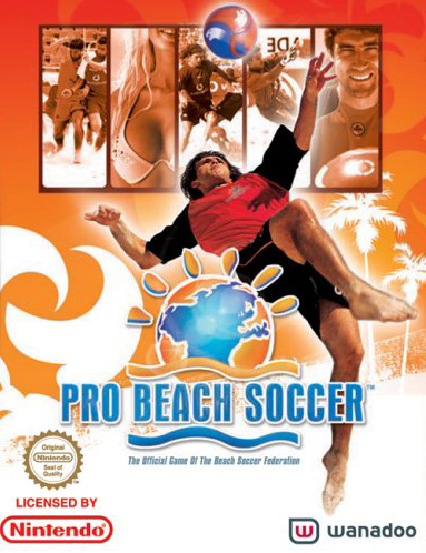 Pro (Ultimate) Beach Soccer