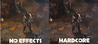 Darker Hardcore D3 Diablo Graphics Mod Gfx Gfc Comparison