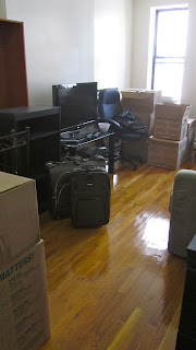 When My Client Got The Call From DC, He Had Literally Just Moved Into A New  Apartment. By The Time He Moved Out On Sunday, He Had Lived There For 23  Days.