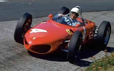 Formula 1 1961 Phil Hill / Ferrari