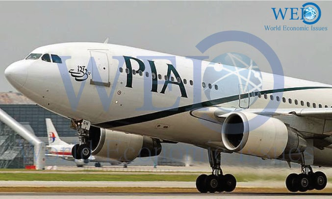 PIA grounds five planes for lack of spare parts
