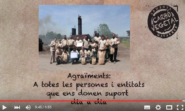 Vídeo Resum Projecte Carbó d'Ardenya i Gavarres 2014