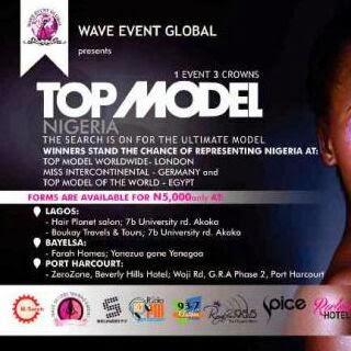 Top Model Nigeria