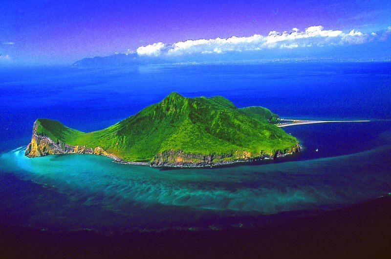 Yilan Taiwan  City new picture : Taiwan 台灣旅遊景點: Guishan Island(Turtle Island)in Yilan ...