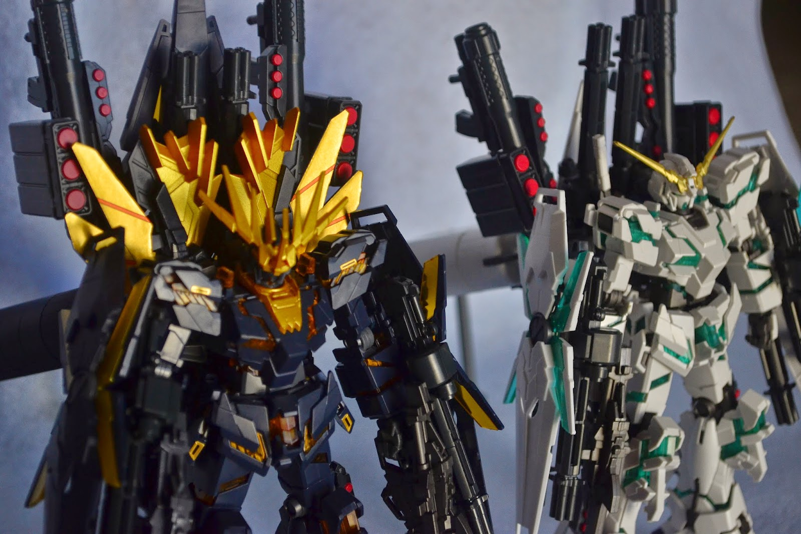 Unicorn Gundam Banshee Norn Gunplagundam 02 Normal Mode Hguc 1144 Daban Putting The Full Armor Pack Onto Was Surprisingly Easy Everything Just Bolted Right On Deployed Armed De Actually Fits Better