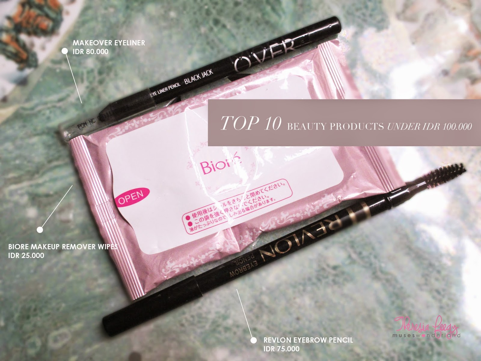 Top 10 Indonesian beauty products under rp 100.000. If you are in a tight budget but would love to look amazing, I have a few choices and product recommendation for you! All are found in Indonesia, Jakarta and each product cost below RP 100.000