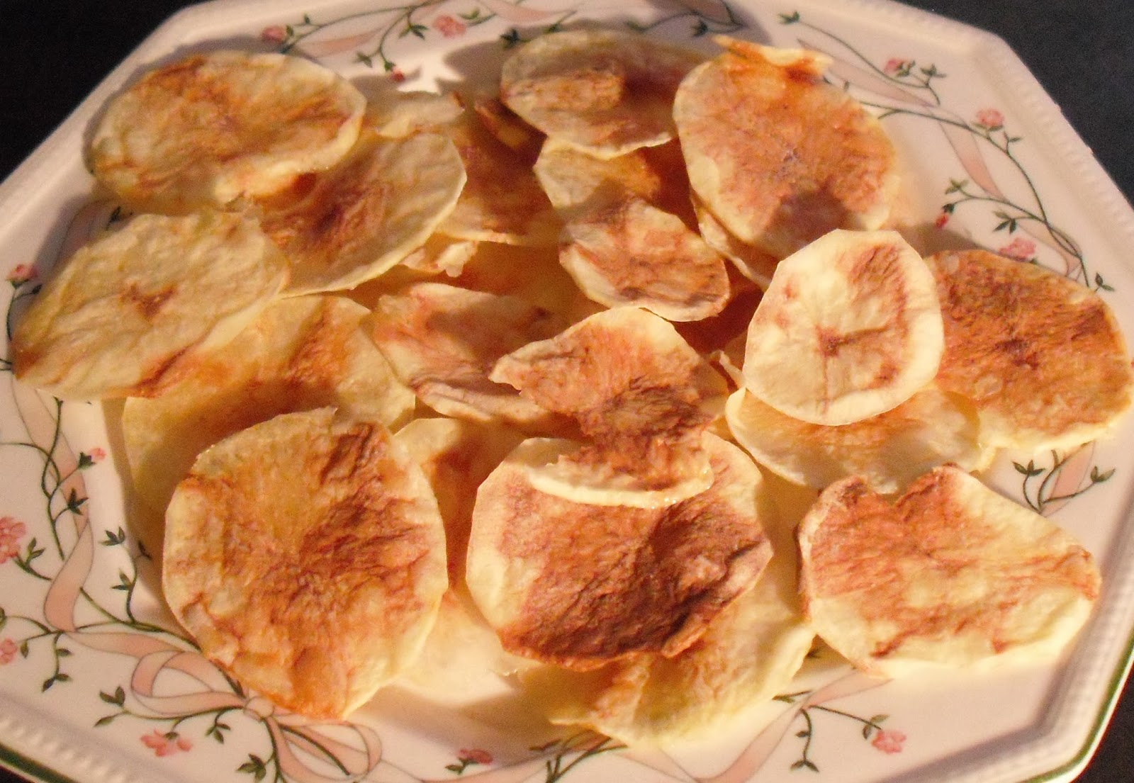 How to make your own crisps