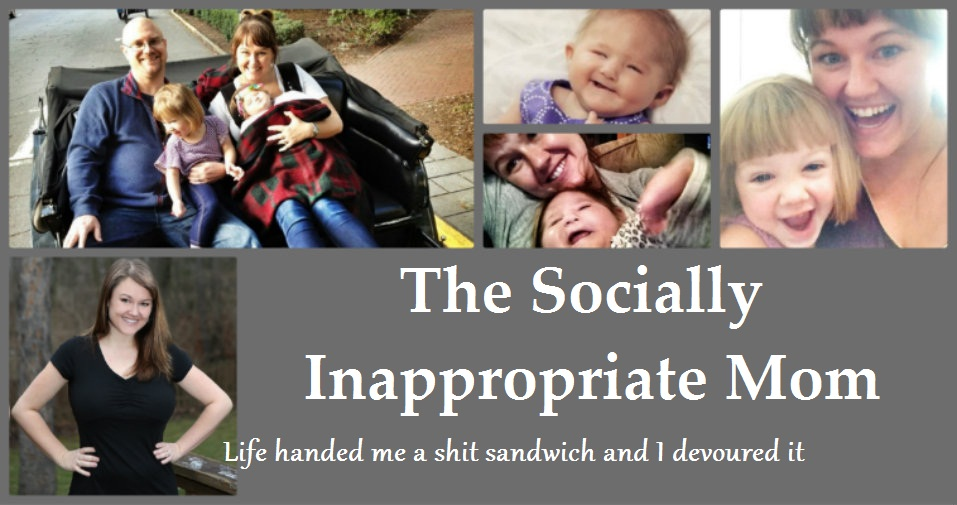 The Socially Inappropriate Mom