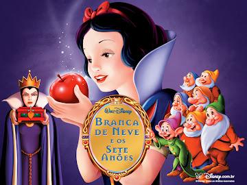 Especial Princesas Disney: BRANCA DE NEVE E OS SETE ANÕES (1937)