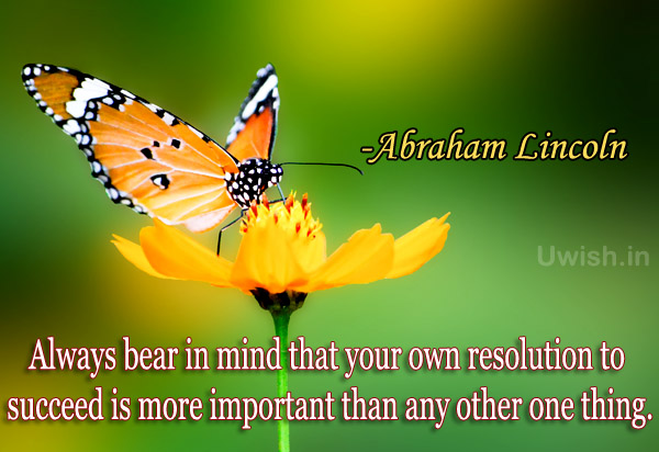 Abraham Lincoln  Inspirational and motivational  quotes e greeting cards and wishes
