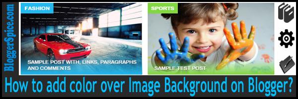 tint image