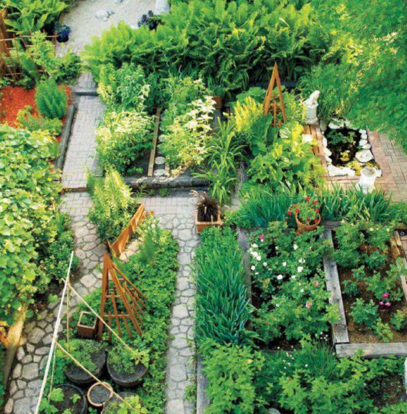 Garden Path Decorating Ideas English Garden
