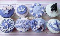 cupcakes 'gift' set