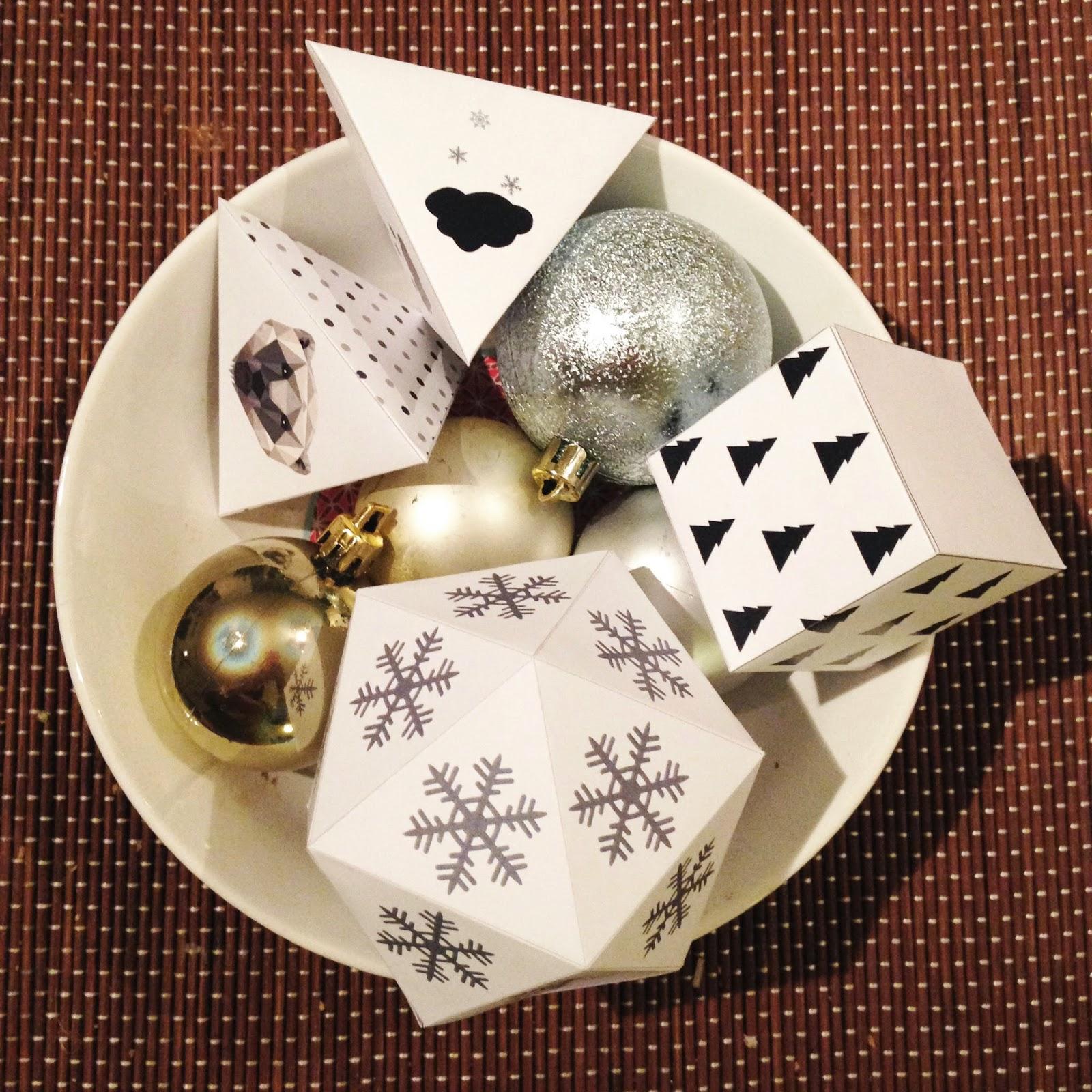 Déco de Noël DIY