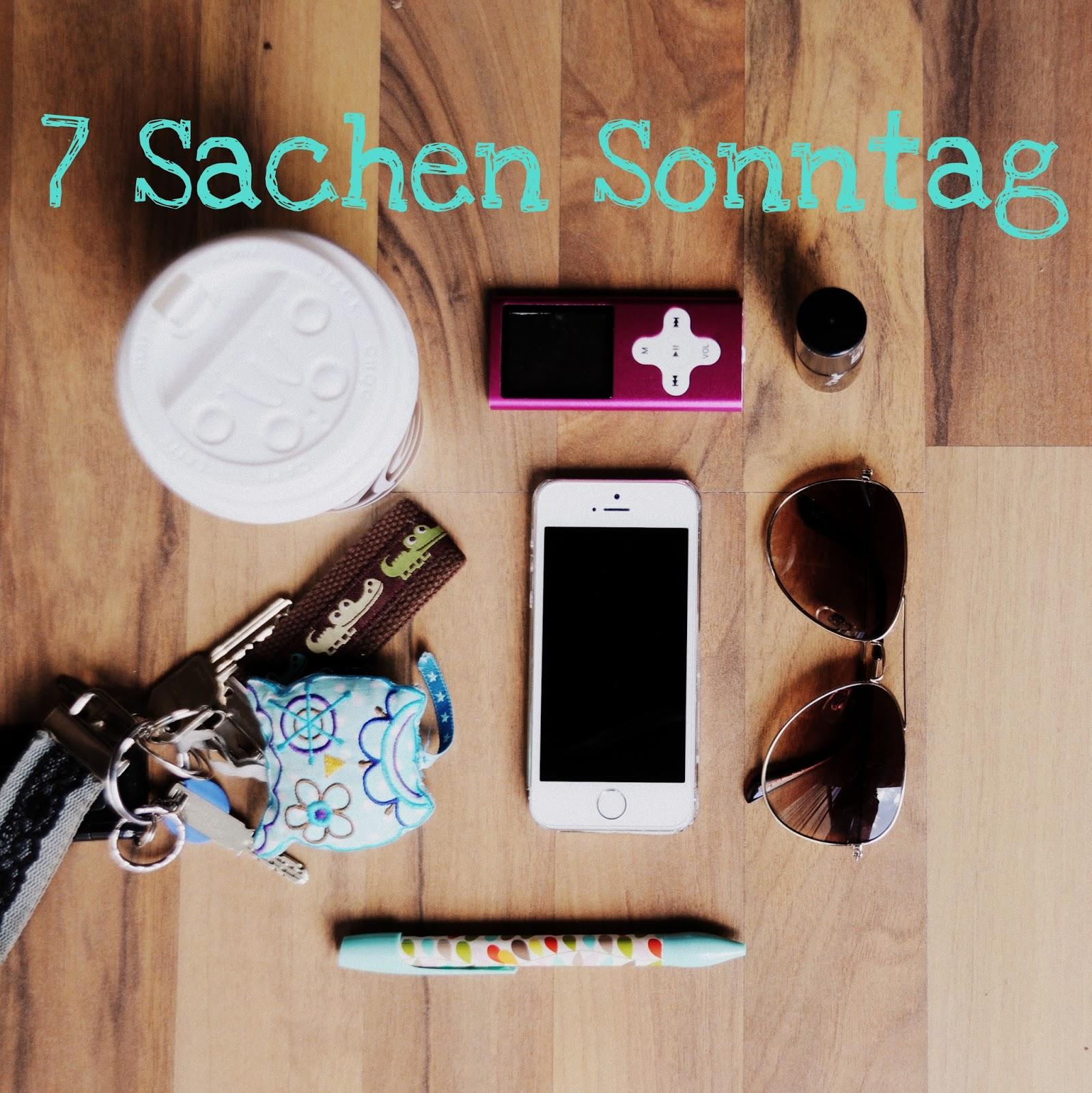 Sieben-Sachen-Sonntag