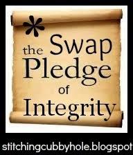 Stitching Pledge