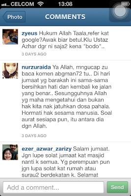 Gambar Siti Nurhaliza Dedah Rambut Di Instagram Jadi Isu
