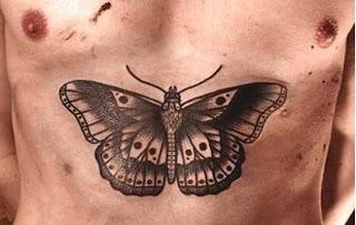 Styles' newest tattoo