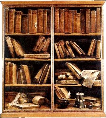 librerias libro antiguo: