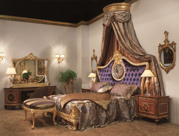 Antique italian classic furniture italian classic for Bedroom ideas victorian