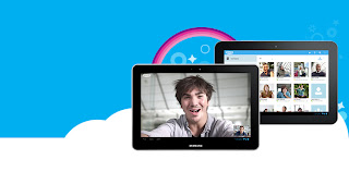 Download Skype for Android Tablets