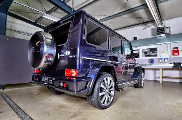 gelandewagen g65 art