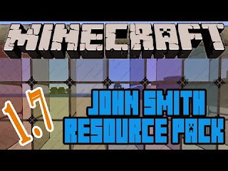 JohnSmith Resource Pack 1.7.2/1.6.4/1.6.2