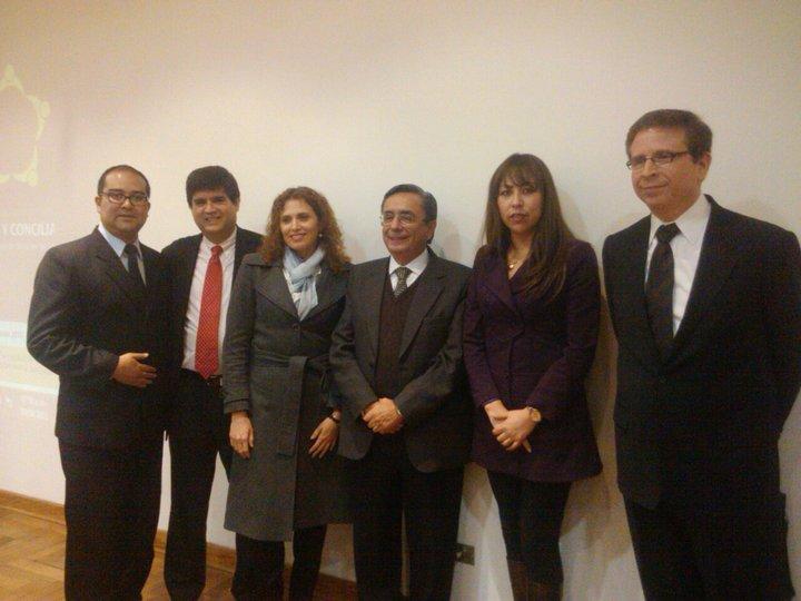 Primer Congreso Nacional de Arbitraje y Conciliación - Cusco, Agosto 2011