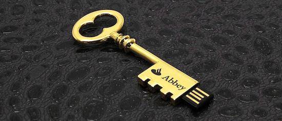 Skeleton Key USB