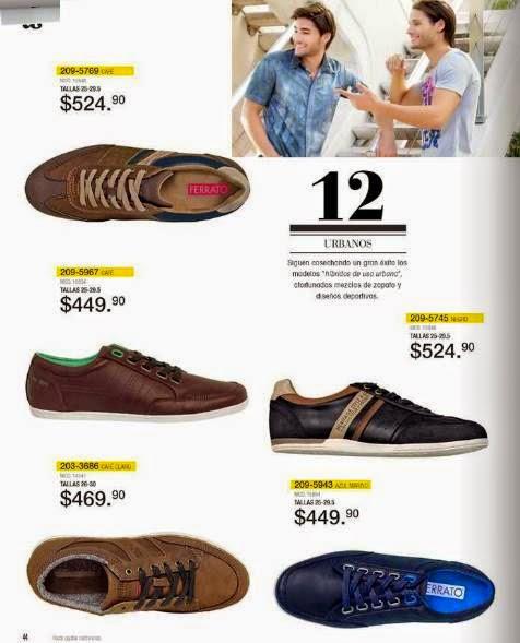 Zapatos de hombre rosi 2015