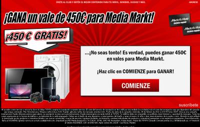 Tarjeta Regalo Media Markt
