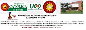 Torneo Activo U. Católica Pereira