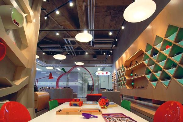 Entrada zapatería para niños Apple & Pie2