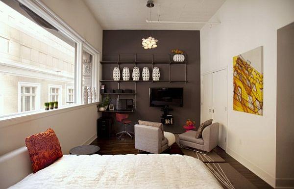Sắp xếp nội thất căn hộ chung cư