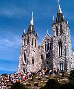 St dominics church canadian martyrs shrine midland